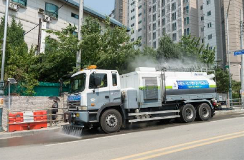 Cleaning Service Provider, Yangcheon Environment Chooses Allison Fully Automatic Transmissions for Refuse Trucks