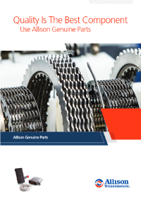 Genuine Parts Brochure