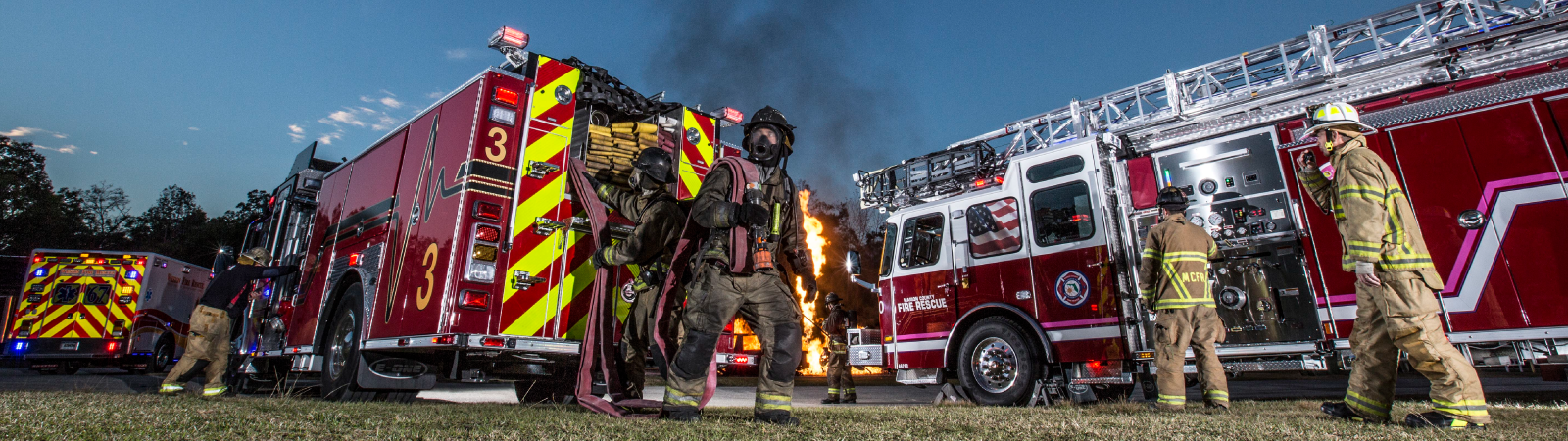 Fire + Emergency - Header Image