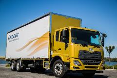 UD Trucks and Australia Post commit to Allison transmissions