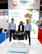 Allison Transmission introduces its newest product line at Busworld