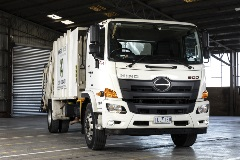 Allison Safety and Efficiency a Major Plus for Waste Wise