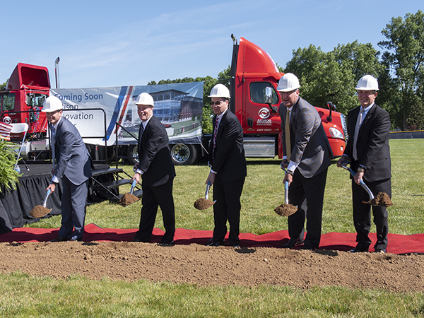 Allison Transmission Commits to Indiana Growth, Innovation