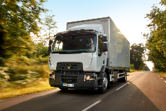 More and more hauliers sensitive to environmental constraints are switching to CNG for distribution activities over longer distances.